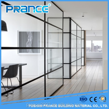 Office Toilet Glass Partition Wall,Aluminium Frame Glass - Buy ...