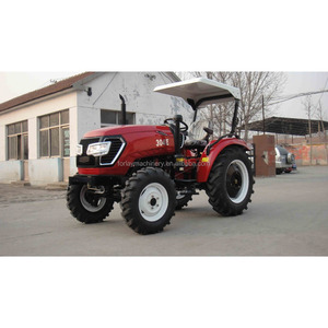 jinma 304 30HP mahindra tractor with 4 in 1 Front end loader