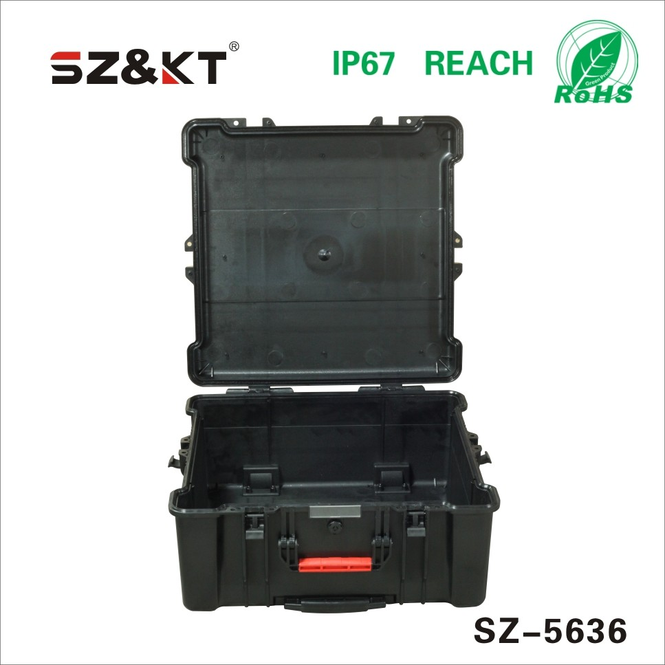 High impact ABS waterproof shockproof box case