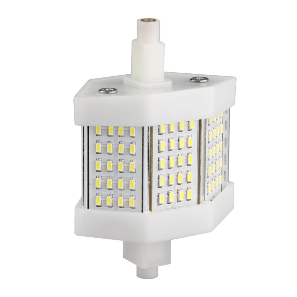 r7s 78mm 60 smd led white halogen flood light lamp bulb 6w. Black Bedroom Furniture Sets. Home Design Ideas