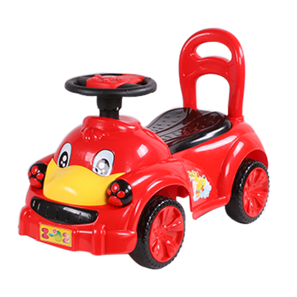 Baby Sit In Push Along Car Toddlers Ride On Push Along Mini Car Toy