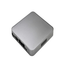 Mini PC I3 I5 I7 Intel Dual Core Fanless HTPC Barebone Mini Box PC