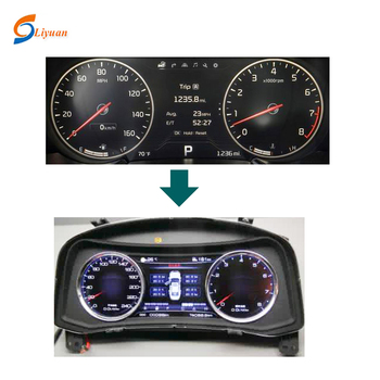 New Products on China Market Characters STN LCD Display for CAR GPS Navigation