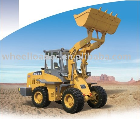 1.8ton,1.0m3 high quality small payloader zl18 with Cummins engine