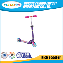 2017 new China stunt scooter Mini Scooter Outdoor Kick Scooter with PVC Wheels