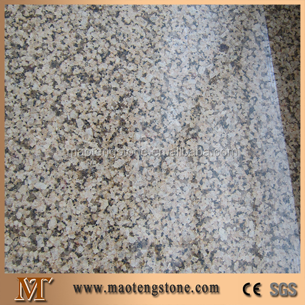 Natural Stone Polishing JX Mum Yellow Granite