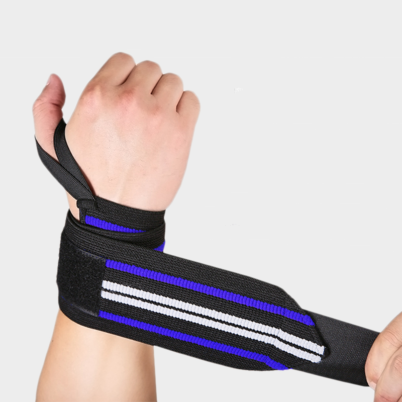 Low MOQ 20 Designs Professional Cross FitnessTraining Wrist Wraps <strong>Weight</strong> Lifting Wrist Straps