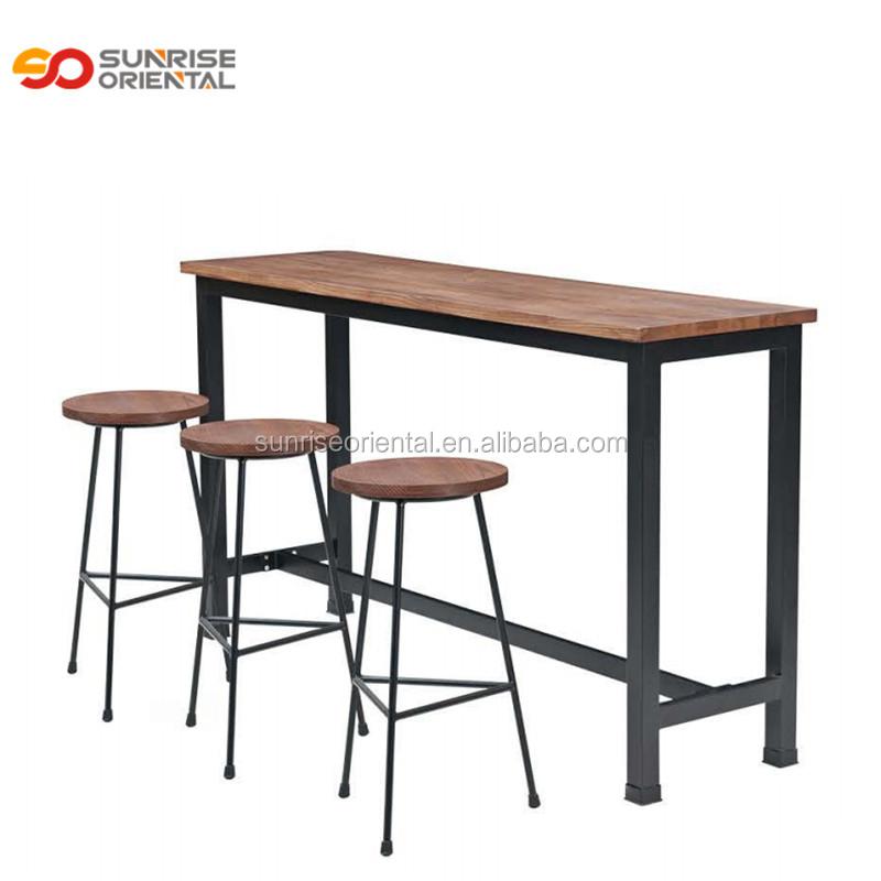 sillas de madera para bar