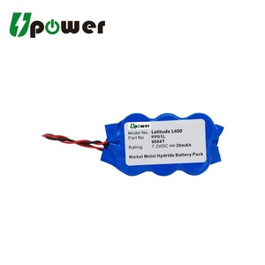 High Quality 7.2V 20mAh Laptop Cmos Battery Replacement for Dell Latitude LST L400 C540 C610