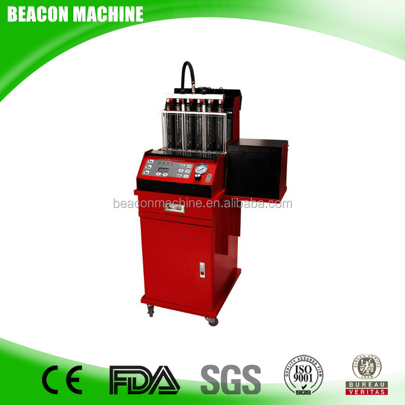 BC-6C with 6 cyclinders auto gasoline fuel injector cleaner and tester on promotion