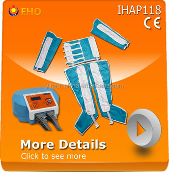 Ihap118 Air Wave Compression Presoterapi Equipment/manual Lymph ...