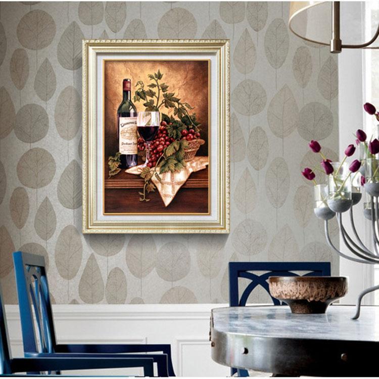 Custom Ornate Polystyrene Plastic Frames For Paintings Studio Decor ...