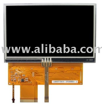 For Garmin Nuvi 1250 1340 1350 1350T 5000 550 730 C310 G60 IQ3600 765T 860 855 850 LCD screen touch screen digitizer in stock