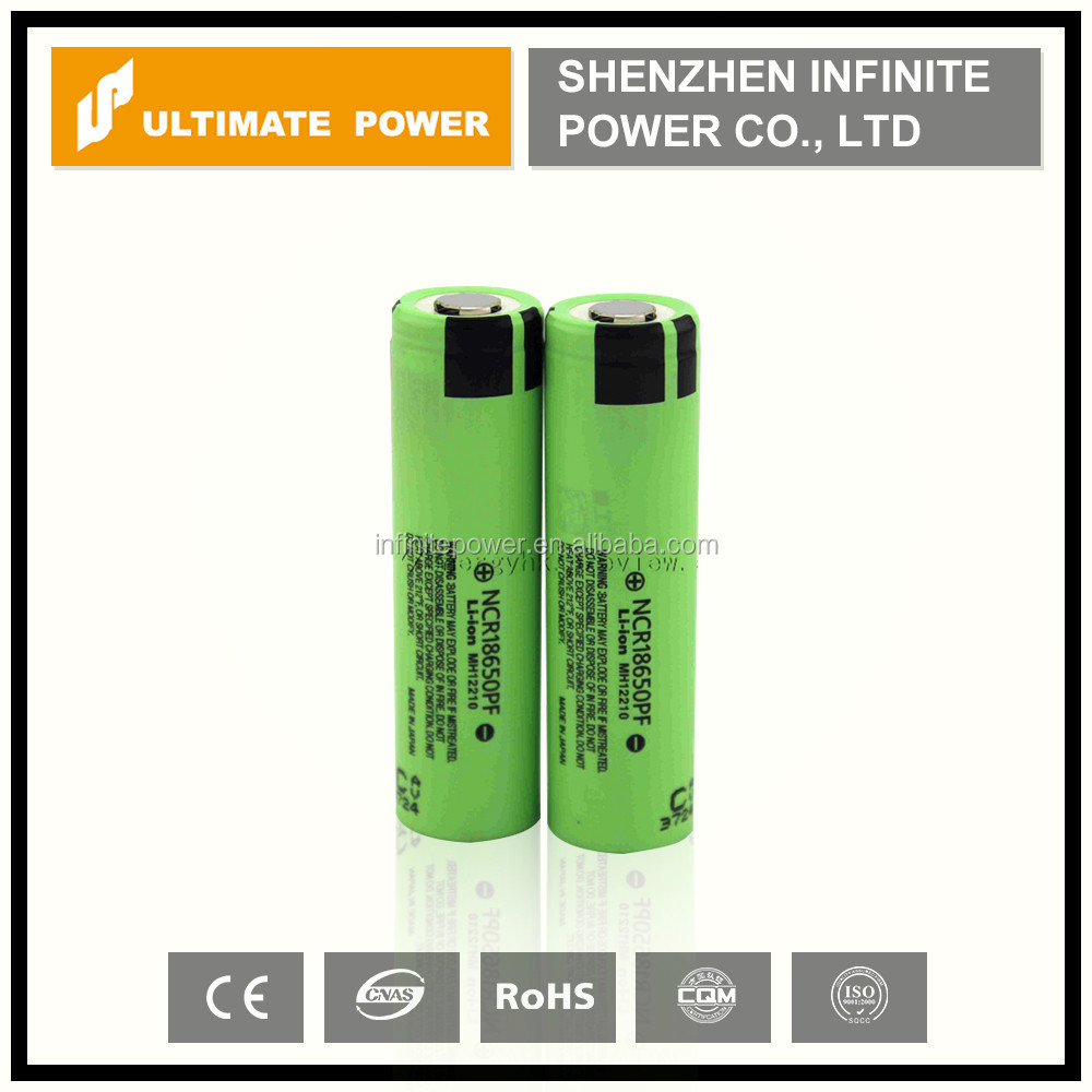 18650 lithium battery cells li-ion battery cells NCR 18650 b 3400mah 3.7v rechargeable li-ion battery