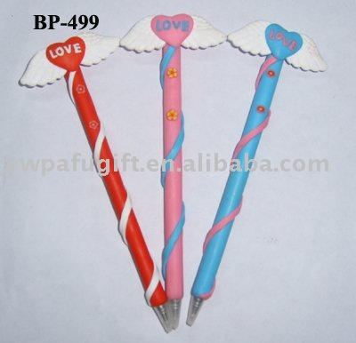 flying promotional gift ball pen