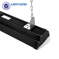 High quality 200 watt high bay led light linear lighting fixture dlc certification