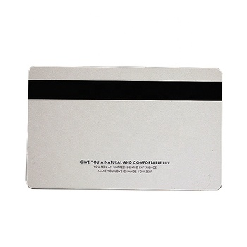 Customized professional good price of plastic card printing From China supplier