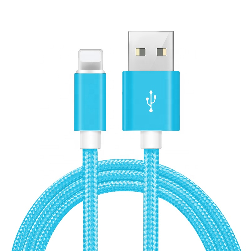 Xyzlink 3 메터/10FT mobile phone charger usb 2.0 대 한 iphone charging cable