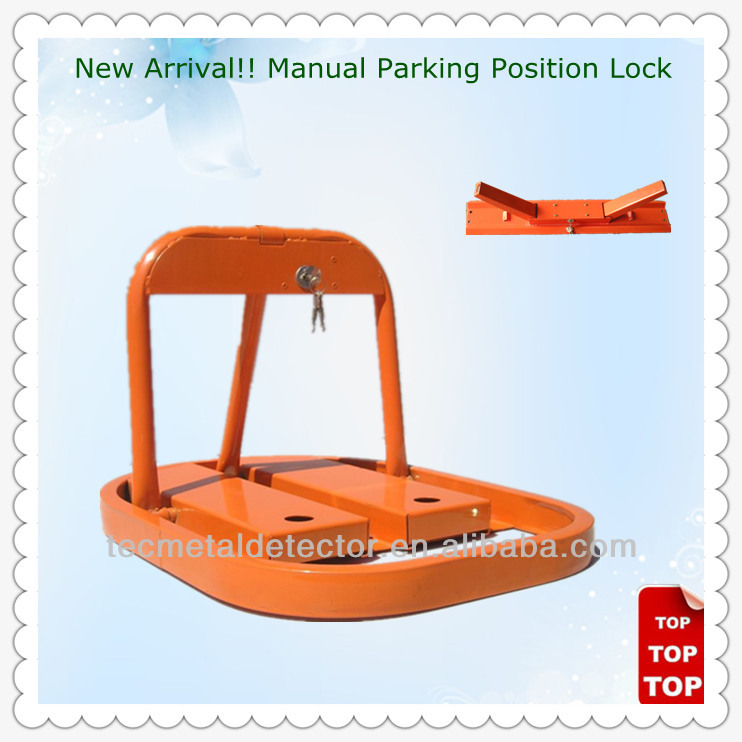 Car Position Lock for Parking Lots