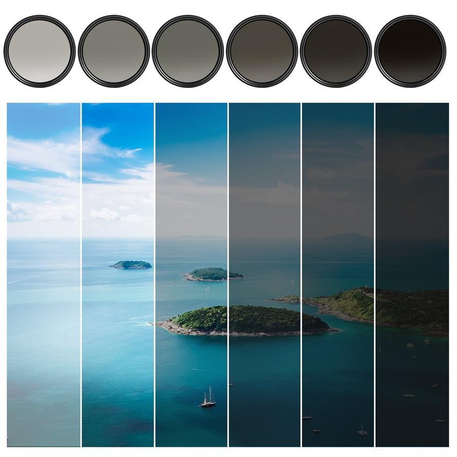фотосъемка с поляризационным фильтром время