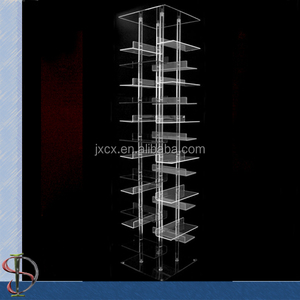 Shoes Acrylic 24 Shelves Display Rack