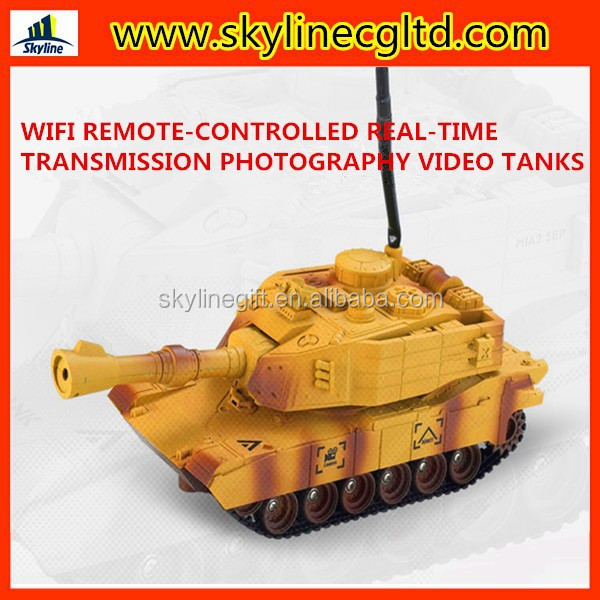 WIFI remote control Scouting tanks with real-time transmission function,Andriod&iphone WIFI control tanks