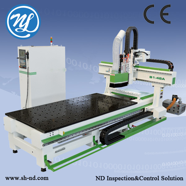coffin cnc router 1325CNC Router ATC for wood working door and window high Z axis