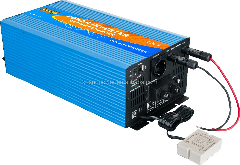 2000w mppt inverter multi functions integrity for electric tools