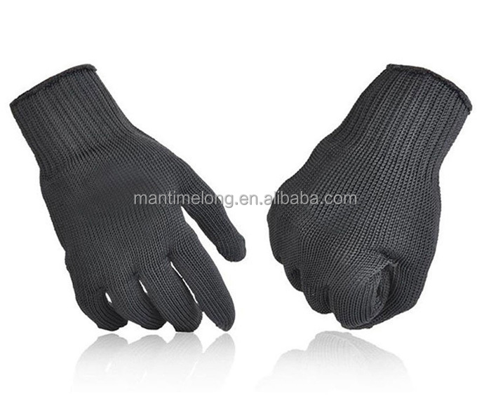 Anti - cutting gloves self - defense protection steel gloves outdoor mountaineering tactical gloves labor insurance supplies