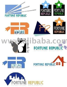 Logo Options For A Uk Based Marketing Firm Fortune Republic