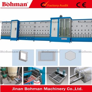 glass washing machinery for double glazed windows/insulated glass manufacturing equipment/Double Glass Production Line