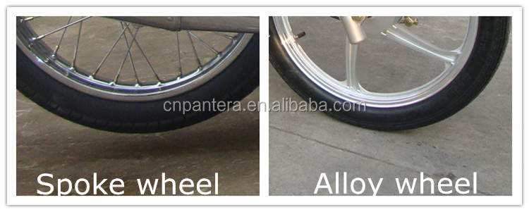 Asian Lion Alloy Wheel Type 110cc Cheap Cub Moped