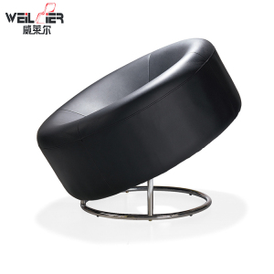 New design office recliner sofa chair round lounge chair