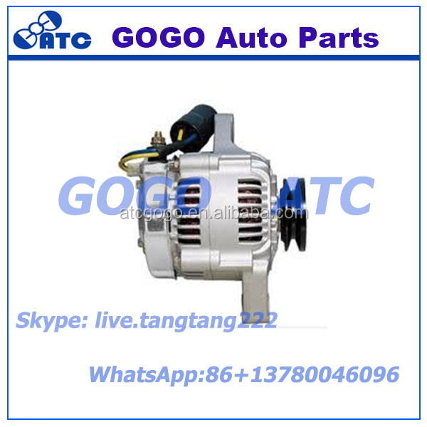 11212 Alternator for John Deere OEM 100211-453,100211-4640 100211-4650,B1550HSDT 100211-4530, 100211-4531