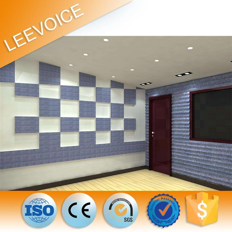 Conference Room Cinema Fiberglass Acoustical Ceiling Panel