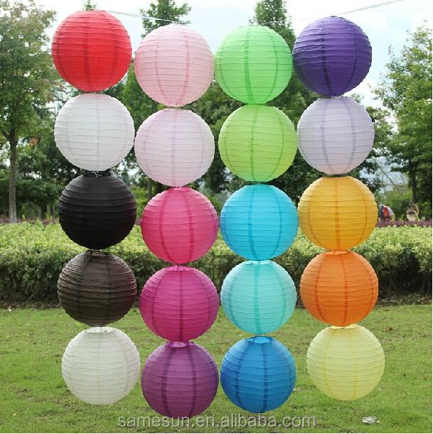 Bulk Paper Lanterns