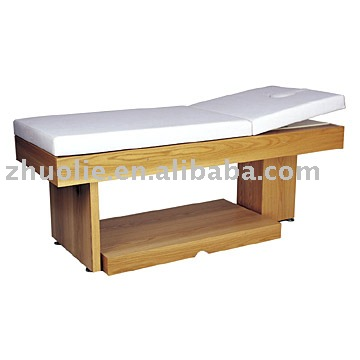 Wooden Massage Facial Bed