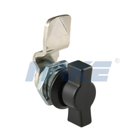 MK409 Quarter Turn Padlockable Bolt Wing Knob Cam Lock