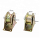 Industrial Hardware cast steel track wheels rope sheave pulley with bearing