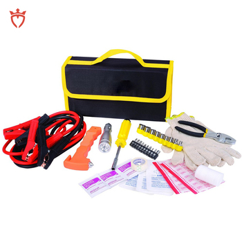 auto roadside emergency repair tool kit for car
