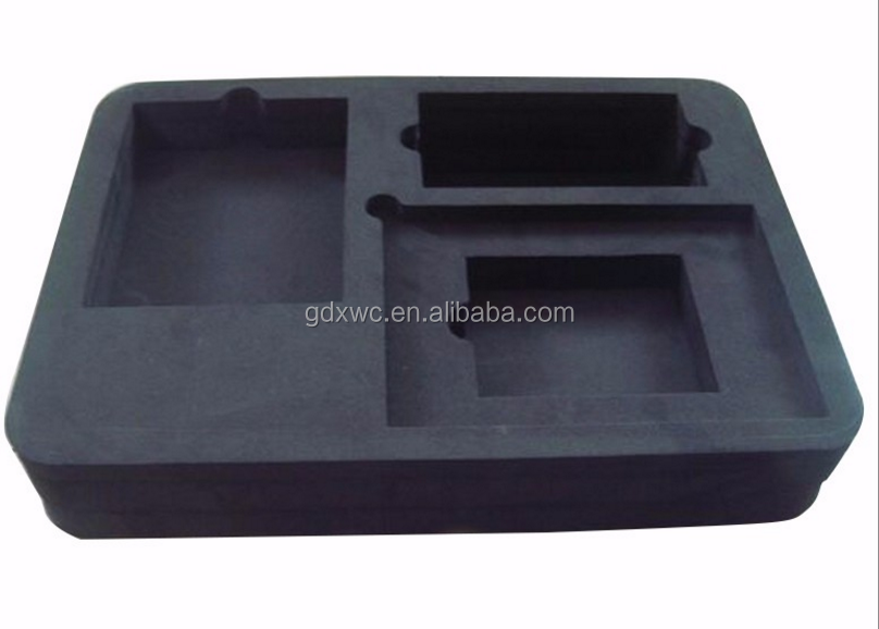 Custom Die Cut Packing Eva Pe Epe Foam Insert Liner Cnc
