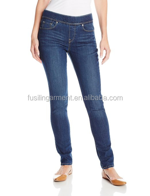 Wholesale 2016 Girls Latest Top Jeans