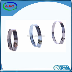 free sample german Hose Clamp/Abrazadera de tornillo hose clamp