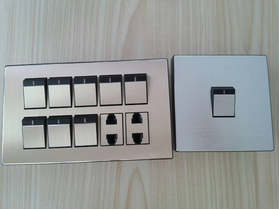 pakistan wall switches adn sockets, electrical switch for home 2+2 ...