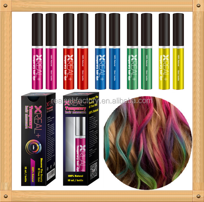 Safe No Side Effect Washable Hair Dye Cream Fast Effect Temporary