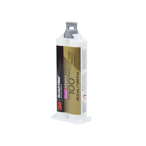 Quality Assured 100% Tested 3M epoxy 2 part resin adhesive clear DP100