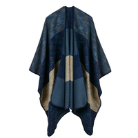 Hot Sale Winter Loose New Design Printing Wool /Cashmere Pashmina Shawl LYS017