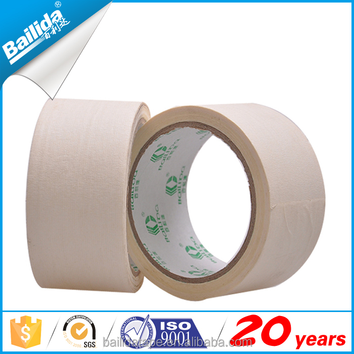 All kinds of colorful self-adhesive masking tape paper