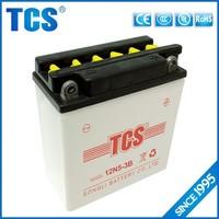 Good electrical conductivity 12v 4ah lead acid battery