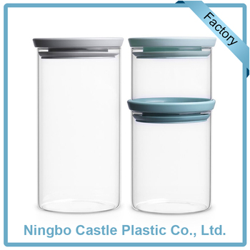 Airtight seal Acrylic Food Storage Stackable Container Set Buy